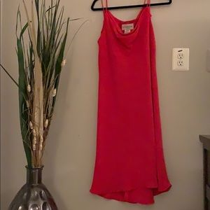 Evan-Picone Little Red Dress
